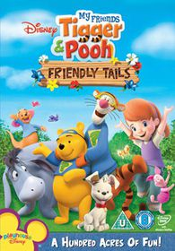 My Friends Tigger & Pooh - Friendly Tails - (DVD)