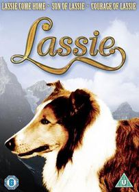 Lassie Box Set - (Import DVD)