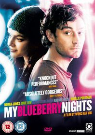 My Blueberry Nights - (Import DVD)