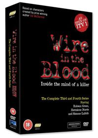 Wire in the Blood - Series 3 & 4 - (Import DVD)