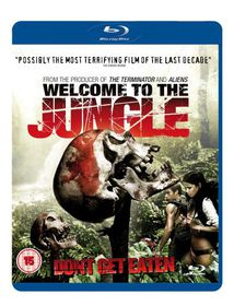 Welcome to the Jungle (2007) - (Import Blu-ray Disc)