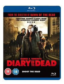 Diary of the Dead - (Import Blu-ray Disc)