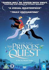 Azur and Asmar-Princes Quest - (Import DVD)
