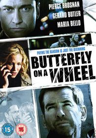 Butterfly on a Wheel - (Import DVD)