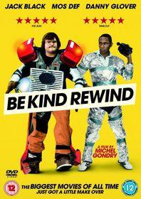 Be Kind Rewind - (Import DVD)