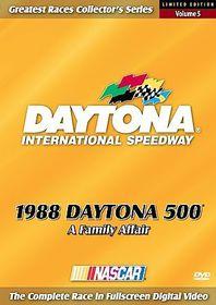 Nascar Classics:1988 Daytona 500 - (Region 1 Import DVD)