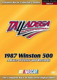 Nascar Classics:1987 Winston 500 - (Region 1 Import DVD)
