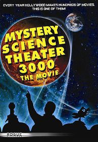Mystery Science Theater 3000:Movie - (Region 1 Import DVD)