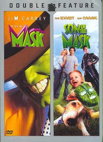 Mask/Son of the Mask - (Region 1 Import DVD)