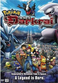 Pokemon Movie 10:Rise of Darkrai - (Region 1 Import DVD)