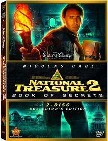 National Treasure 2:Book of Secrets G - (Region 1 Import DVD)