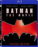 Batman the Movie Special Edition (1966) - (Region A Import Blu-ray Disc)