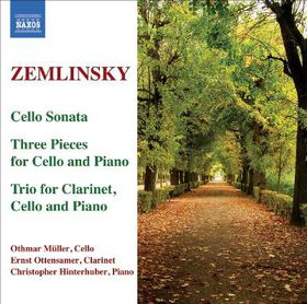 Trio For Clarinet, Cello & Piano - Various Artists (CD)