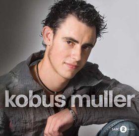 Muller Kobus - Kobus Muller (CD)