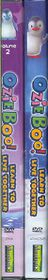Ozie Boo! Vol 1/Ozie Boo! Vol 2 - (Region 1 Import DVD)