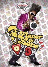 Flavor of Love: Season Three (4pc) / (Full Slim) - (Australian Import DVD)