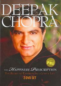 Deepak Chopra:Happiness Prescription - (Region 1 Import DVD)