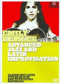 Advanced Jazz & Latin Improvisation - (Region 1 Import DVD)