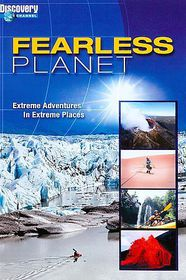 Fearless Planet - (Region 1 Import DVD)