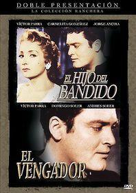 El Hijo Del Bandido/El Vengador - (Region 1 Import DVD)
