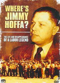 Where is Jimmy Hoffa - (Region 1 Import DVD)