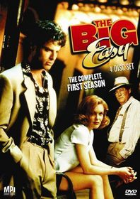 Big Easy:Season One - (Region 1 Import DVD)