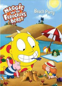 Maggie & the Ferocious Beast:Beach Pa - (Region 1 Import DVD)