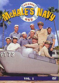 Michael's Navy:Season One Vol 1 - (Region 1 Import DVD)
