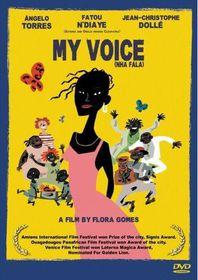 My Voice (Nha Fala) - (Region 1 Import DVD)