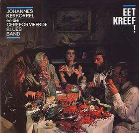 Johannes Kerkorrel - Eet Kreef (CD)