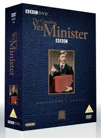 Yes Minister : The Complete Collection (4 Disc Set) - (DVD)