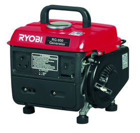 Ryobi - Generator 2-Stroke Air-Cooled - 950W