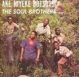 Soul Brothers - Ake Niyeke Botsotsi (CD)