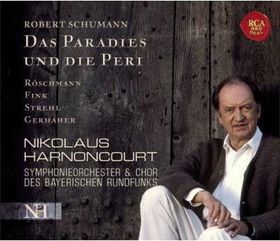 Nikolaus Harnoncourt - Das Paradies Und Die Peri (CD)