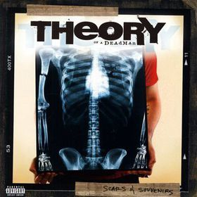 Theory Of Deadman - Scars & Souvenirs (CD)