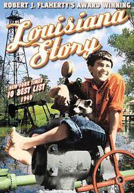 Louisiana Story - (Region 1 Import DVD)