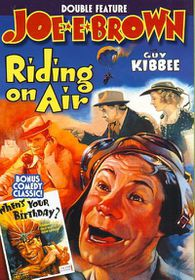 Joe E Brown Double Feature:Riding on - (Region 1 Import DVD)