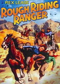 Rough Riding Ranger - (Region 1 Import DVD)