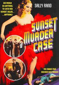 Sunset Murder Case - (Region 1 Import DVD)