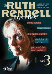 Ruth Rendell Mysteries Set 3 - (Region 1 Import DVD)