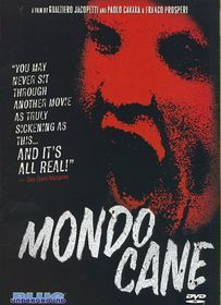 Mondo Cane - (Region 1 Import DVD)