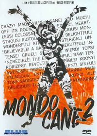 Mondo Cane 2 - (Region 1 Import DVD)