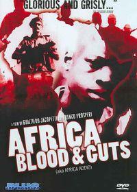 Africa Blood & Guts (Aka Africa Addio - (Region 1 Import DVD)