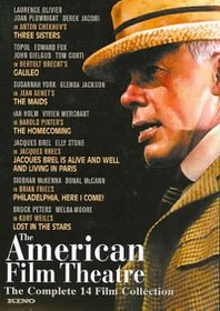 American Film Theatre Complete 14 Fil - (Region 1 Import DVD)