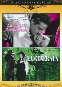 La Diosa Arrodillada/La Generala - (Region 1 Import DVD)