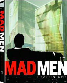Mad Men Season 1 - (Region 1 Import DVD)