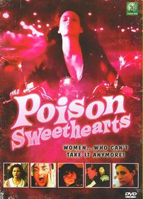 Poison Sweethearts - (Region 1 Import DVD)