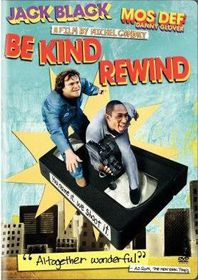 Be Kind Rewind - (Region 1 Import DVD)