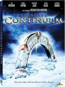 Stargate:Continuum - (Region 1 Import DVD)