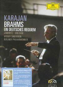 Brahms - Ein Deutsches Requiem, Op. 45 (DVD)